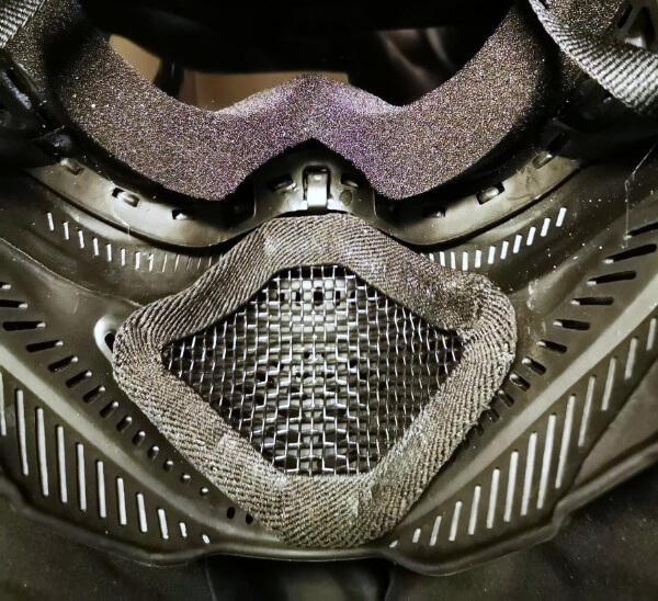 Gittermaske in DYE Proto FS für Airsoft Softair